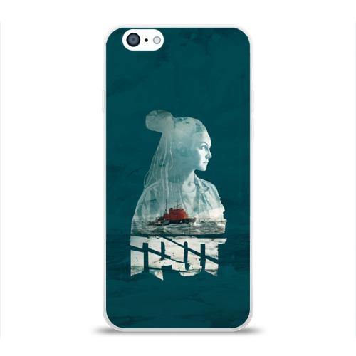 Чехол для Apple iPhone 6 силиконовый глянцевый  Фото 01,  Drummatix ВЕГА