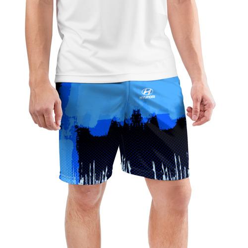 Мужские шорты 3D спортивные  Фото 03, Hyundai SPORT COLOR