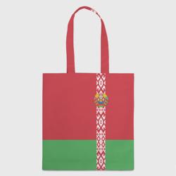 Белоруссия, лента с гербом