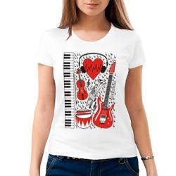 Музыкальное сердце