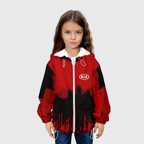 Детская куртка 3D  Фото 04, KIA SPORT COLOR
