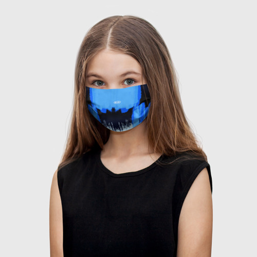 Детская маска (+5 фильтров) KIA SPORT COLOR One фото