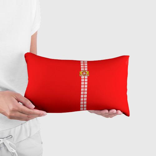 Подушка 3D антистресс  Фото 03, Грузия, лента с гербом