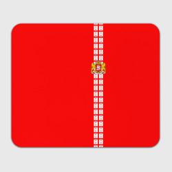 Грузия, лента с гербом