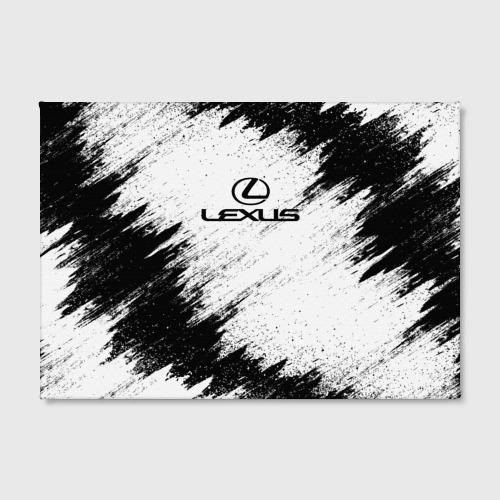 Холст прямоугольный  Фото 02, Lexus