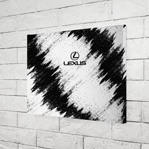 Холст прямоугольный  Фото 03, Lexus