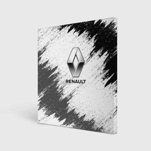 Холст квадратный  Фото 01, Renault