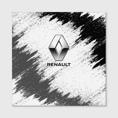 Холст квадратный  Фото 02, Renault