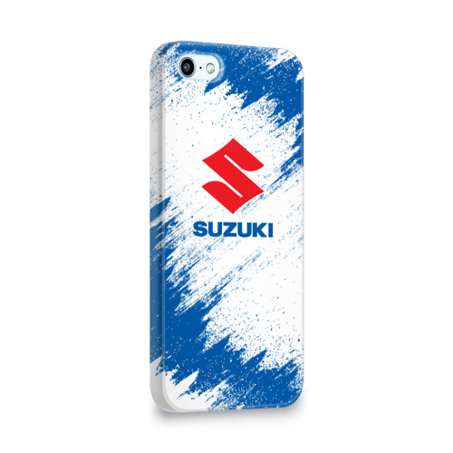 Чехол для Apple iPhone 5/5S 3D  Фото 02, Suzuki