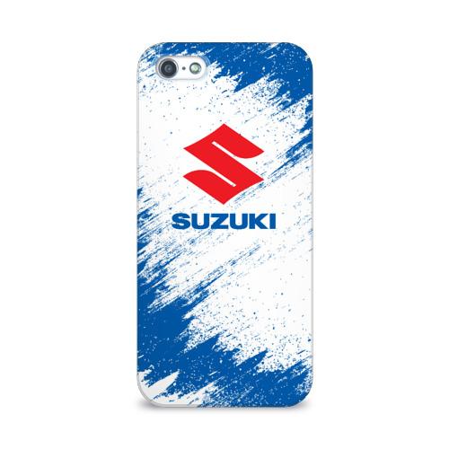 Чехол для Apple iPhone 5/5S 3D  Фото 01, Suzuki