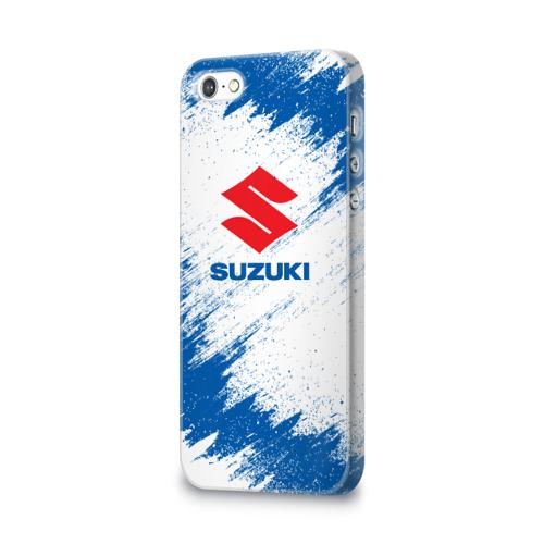 Чехол для Apple iPhone 5/5S 3D  Фото 03, Suzuki