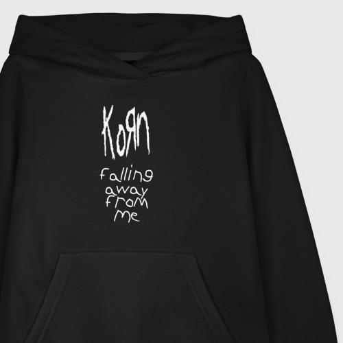 Детская толстовка хлопок Korn - falling away from me Фото 01