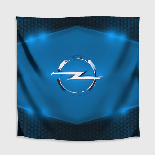 Скатерть 3D  Фото 02, Opel SPORT