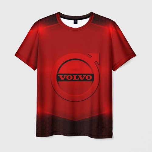 Мужская футболка 3D  Фото 03, Volvo SPORT