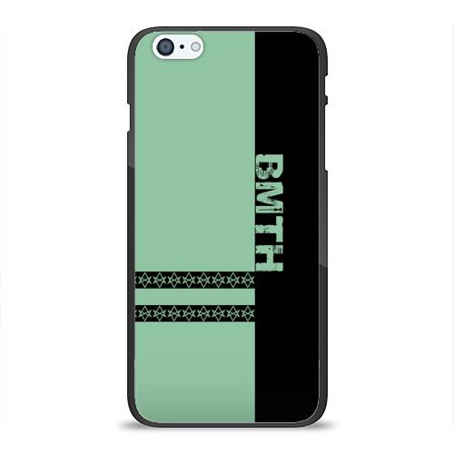 Чехол для Apple iPhone 6Plus/6SPlus силиконовый глянцевый Bring Me the Horizon Фото 01