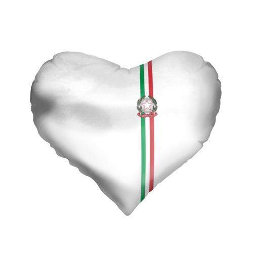 Италия, лента с гербом