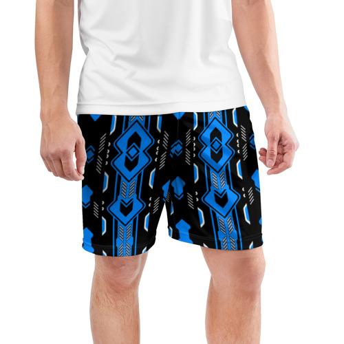 Мужские шорты 3D спортивные  Фото 03, Vulcan