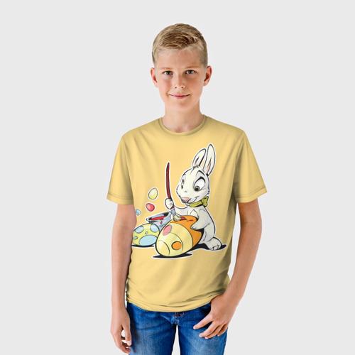Детская футболка 3D  Фото 01, Пасха