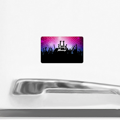 Магнит виниловый Visa  Фото 02, Arctic Monkeys