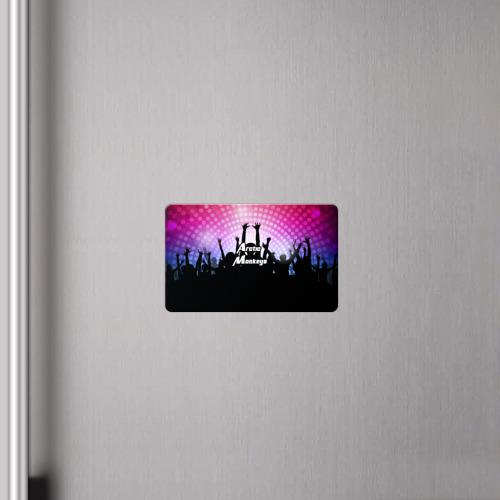 Магнит виниловый Visa  Фото 04, Arctic Monkeys