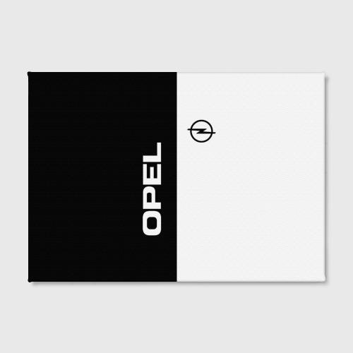 Холст прямоугольный  Фото 02, Opel