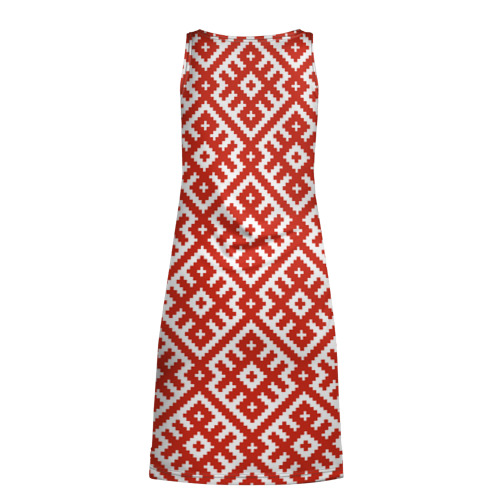 Платье-майка 3D  Фото 02, Обережная Вышивка