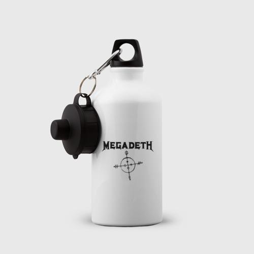 Бутылка спортивная  Фото 03, Megadeth