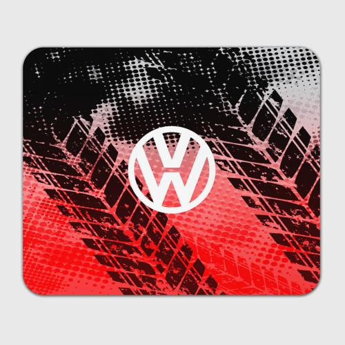 Коврик для мышки прямоугольный  Фото 01, Volkswagen sport auto motors