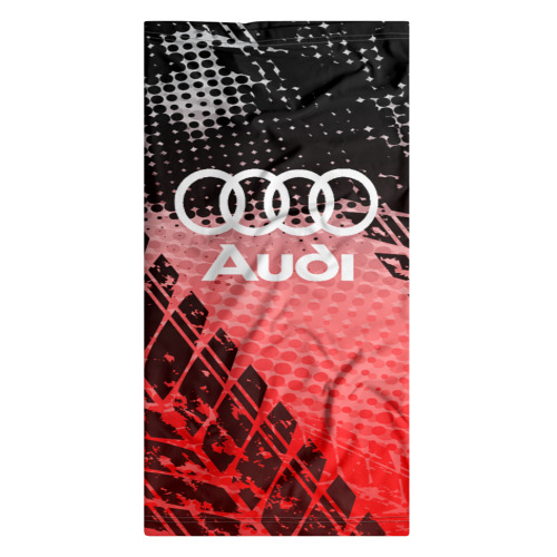 Бандана-труба 3D  Фото 07, Audi sport auto motors