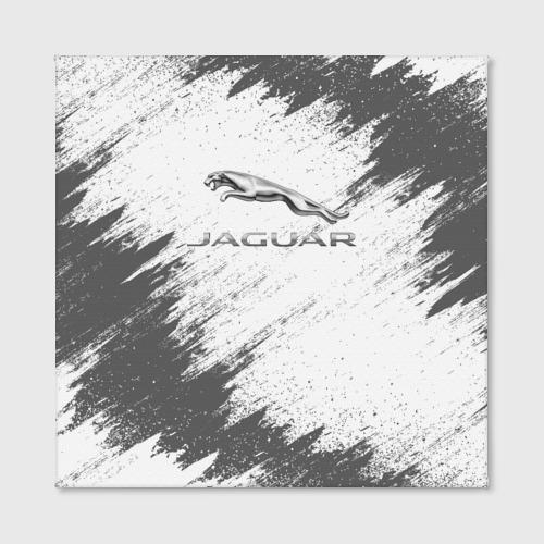 Холст квадратный  Фото 02, JAGUAR