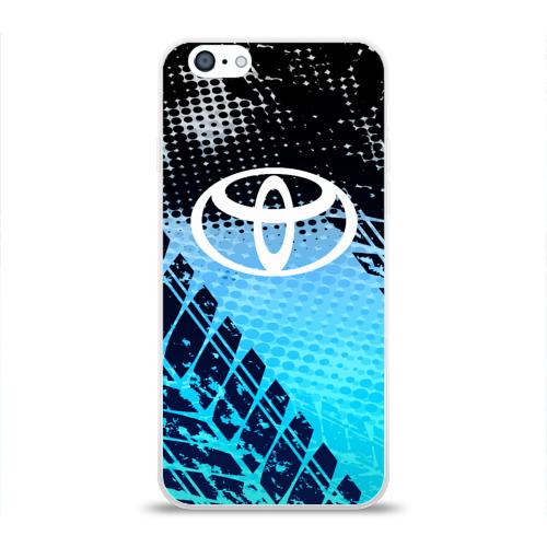 Чехол для Apple iPhone 6 силиконовый глянцевый  Фото 01, Toyota sport auto motors