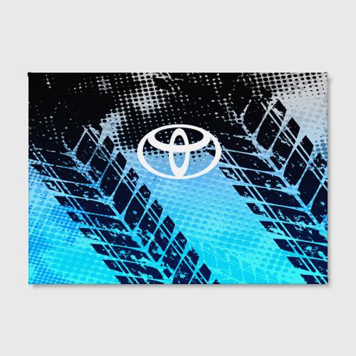 Холст прямоугольный  Фото 02, Toyota sport auto motors