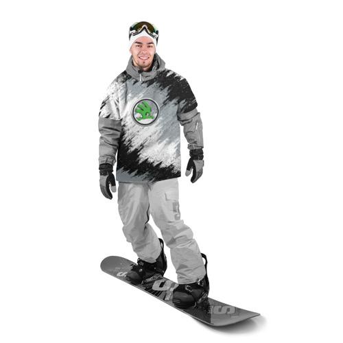 Накидка на куртку 3D  Фото 03, SKODA