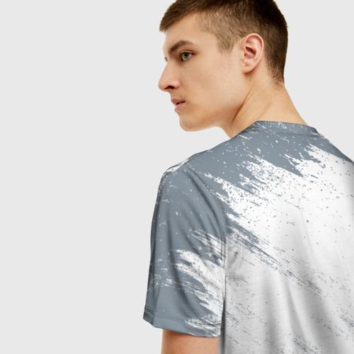 Мужская футболка 3D RANGE ROVER Фото 01