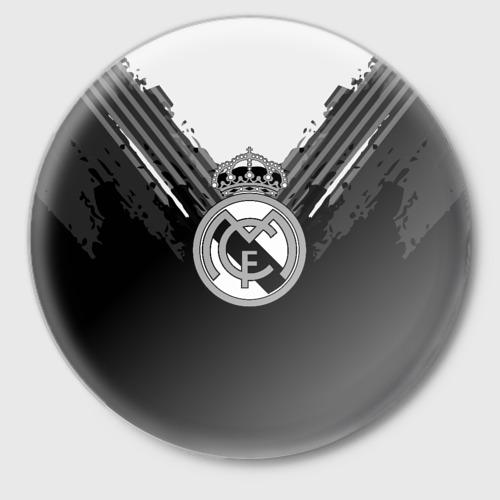Значок Real Madrid abstract original