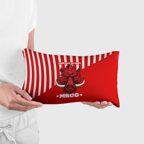 Подушка 3D антистресс Будет мясо Фото 01