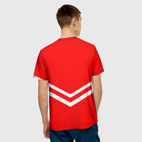 Мужская футболка 3D  Фото 02, Крутой Кабан