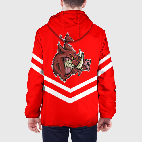 Мужская куртка 3D  Фото 05, Кто мы? Мясо!