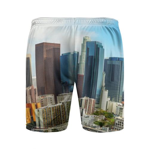 Мужские шорты 3D спортивные  Фото 02, Los Angeles