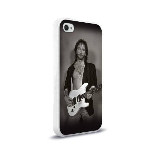 Чехол для Apple iPhone 4/4S силиконовый глянцевый  Фото 02, Игорь Тальков_7
