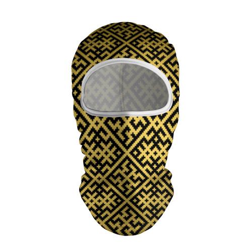 Балаклава 3D  Фото 01, Духобор (Обережная Вышивка)