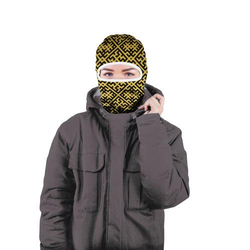 Балаклава 3D  Фото 04, Духобор (Обережная Вышивка)