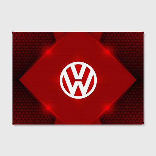 Холст прямоугольный  Фото 02, Volkswagen SPORT