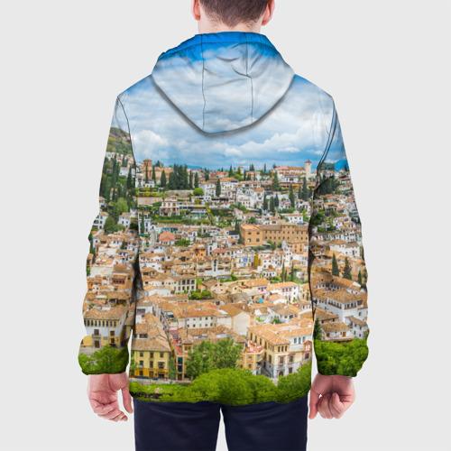 Мужская куртка 3D Гранада (Испания) Фото 01