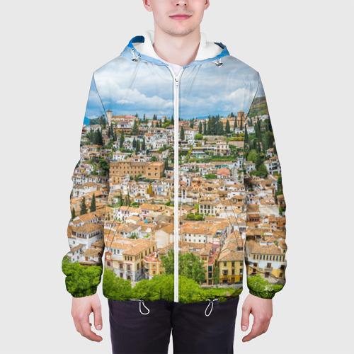 Мужская куртка 3D  Фото 04, Гранада (Испания)