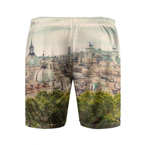 Мужские шорты 3D спортивные  Фото 02, Рим