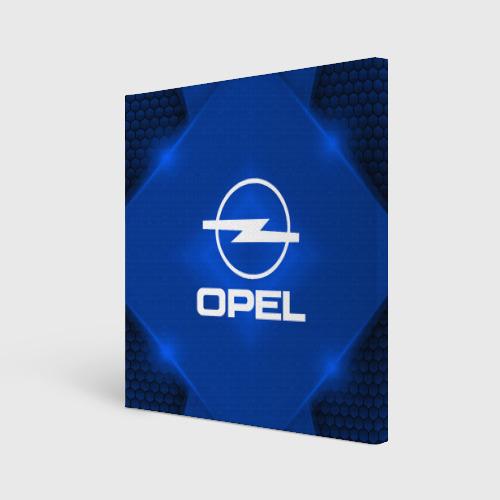 Холст квадратный  Фото 01, Opel SPORT