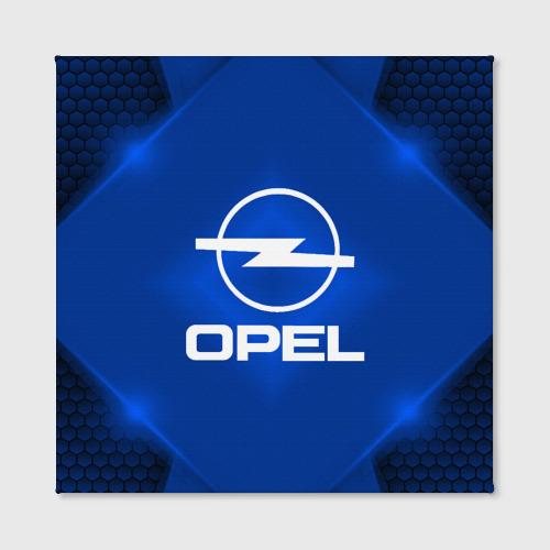 Холст квадратный  Фото 02, Opel SPORT