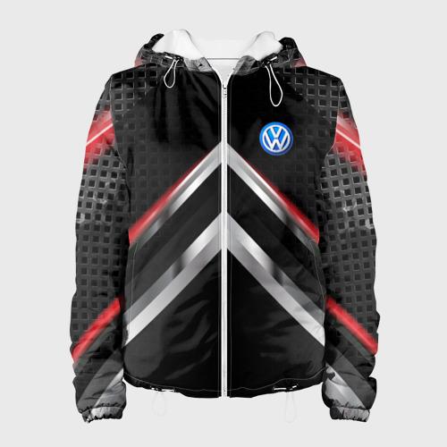 Volkswagen abstract line