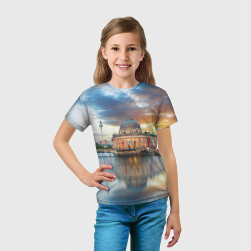Детская футболка 3D  Фото 03, Берлин (Германия)